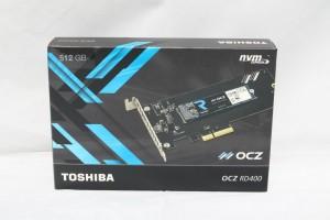 Toshiba OCZ RD 400