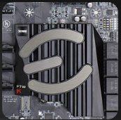 Passive Chipset Heatsink