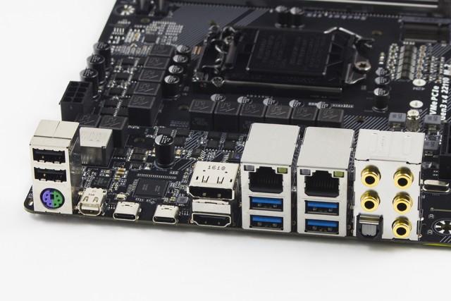 Motherboard - I/O Ports