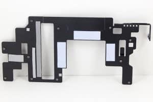 VRM/vRAM Cooling Plate