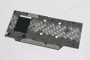 Backplate Showing LED