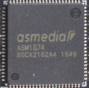 ASMedia ASM1074 USB 3.0 Controller