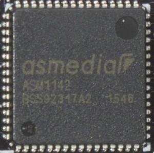 ASMedia ASM1142 USB 3.1 Controller