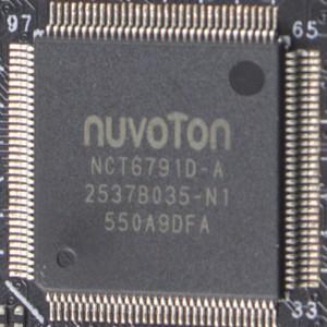 Nuvoton Super IO Controller