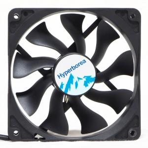 Rosewill Hyperborea 12cm PWM fan