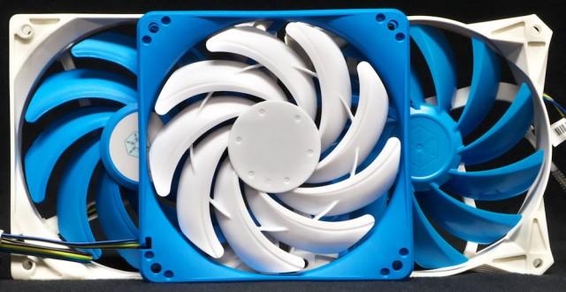 Silverstone 120 mm PWM fans