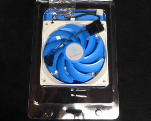 FQ121 Accessories - Silverstone 120 mm PWM fans
