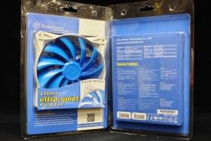 FQ122 Packaging, Silverstone 120 mm PWM fans