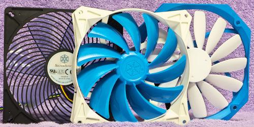 Silverstone 140mm fans