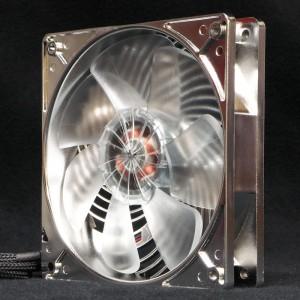 Silverstone AP121-L case fan Oblique