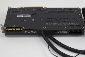 EVGA GTX 1080 FTW HYBRID GAMING - Top