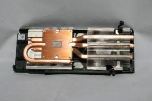 Heatsink Base - 3 Flat Copper Pipes