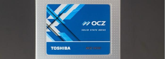 Toshiba OCZ VX500 SSD Review