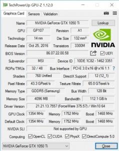 GPU-Z v1.12