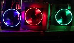 Thermaltake Riing 14 Premium Fans Matching Colors