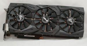 ASUS ROG STRIX GTX 1080 OC - Front