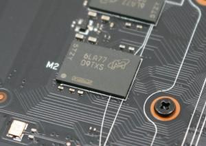 Micron GDDR5X Ram