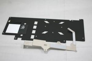 Backplate and Ramplate Base