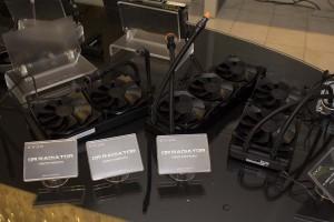 EVGA QR Radiators