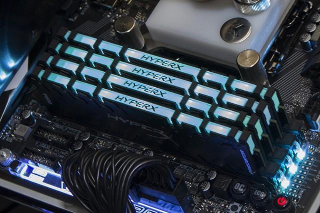 HyperX RGB Memory Modules