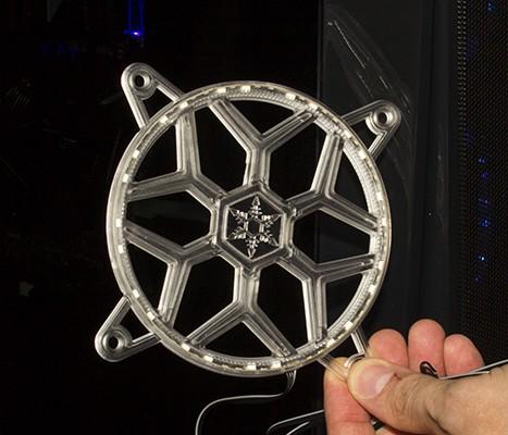 LED Fan Grill