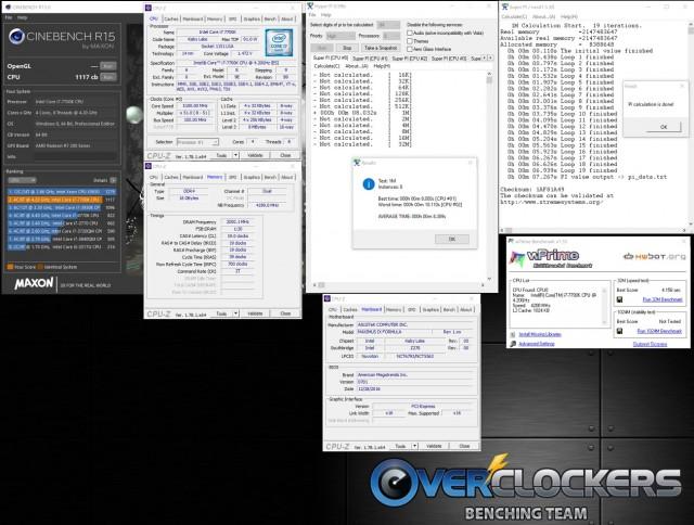 5.1 GHz 1.45V, DDR4 4000 CL19