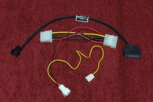 NA-SAC5 + 3-pin adapter