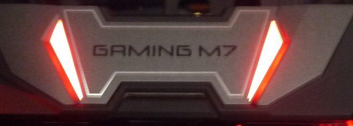 MSI X299 GAMING M7 ACK Motherboard Review