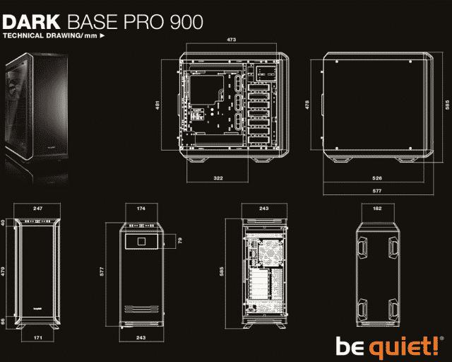 Dark Base 900 Pro