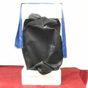Styrofoam endcaps -- Dark Base 900 Pro