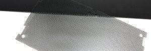 Ratcheting Subpanel for Side Fan -- Dark Base 900 Pro