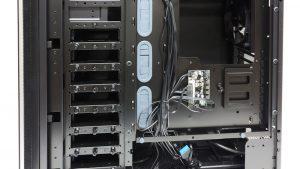 Back of Case -- Dark Base 900 Pro