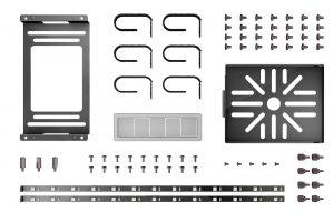 Accessories -- Dark Base 900 Pro