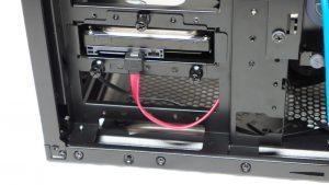 Angled USB Cable -- Dark Base 900 Pro