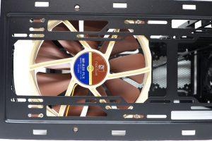 200 mm Fan from the Top -- Dark Base 900 Pro