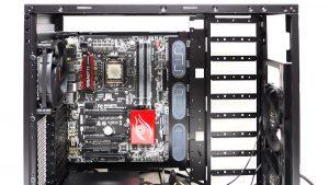 Now: Room for E-ATX -- Dark Base 900 Pro
