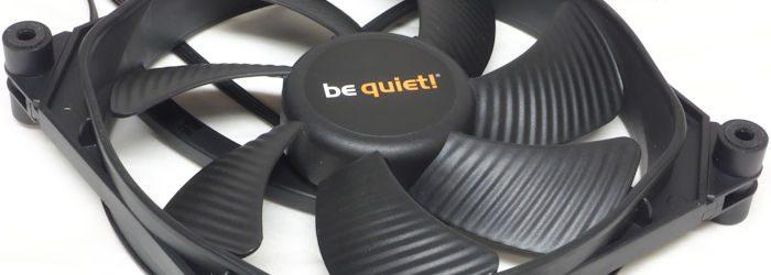 Silent Wings 3 Case Fan Review