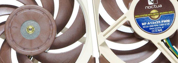 Noctua NF-A12x25 Fan Review