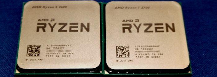 AMD Ryzen 7 2700, Ryzen 5 2600 and StoreMI Review