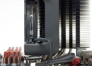 Riing Silent 12 Pro Fan Clears RAM