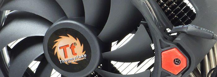 Thermaltake Riing Silent 12 Pro Heatsink Review