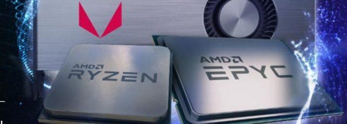 Computex 2018: AMD Shows Off 2nd Gen Threadripper and 7nm Vega GPU