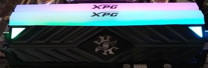 ADATA XPG Spectrix D41 DDR4 3000 Review