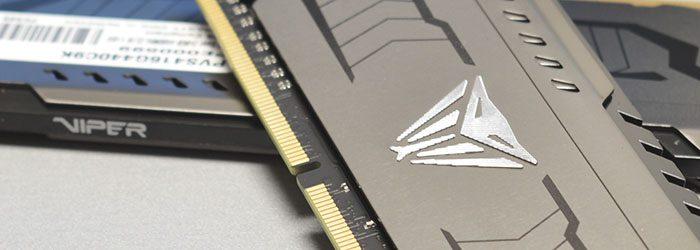 Patriot Viper Steel 16GB DDR4-4400 Memory Kit Review