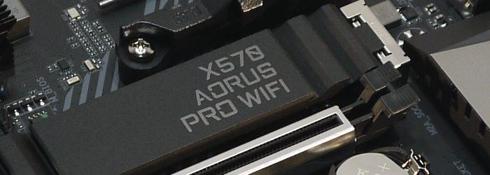 GIGABYTE X570 AORUS PRO WiFi Review