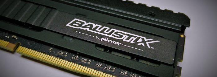 Crucial Ballistix Elite DDR4 3600 Review