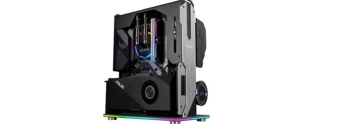 ZADAK Announces the MOAB II Elite mATX Water Cooled PC Case