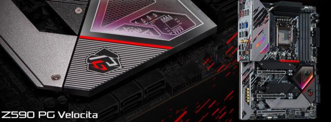 CES 2021: ASRock Announces Z590 Motherboards