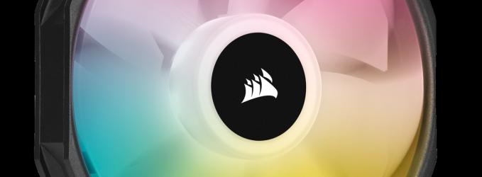 Corsair Launches iCUE SP RGB ELITE Series Fans