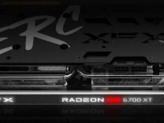 XFX MERC319 BLACK RX 6700 XT Review